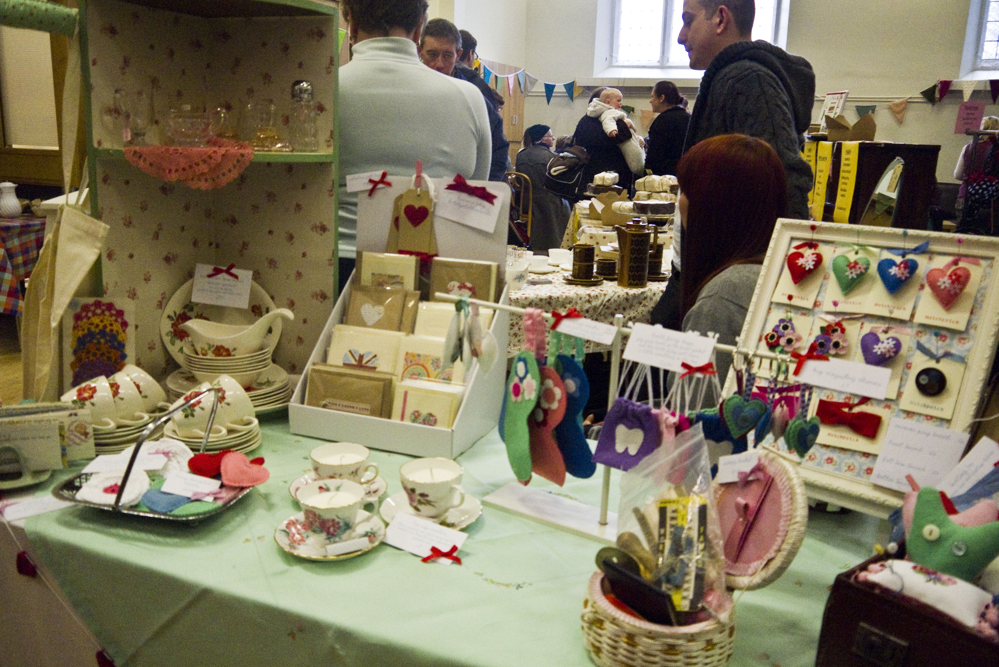 St mary s vintage craft fair rose ledgard for Sewing to sell at craft fairs
